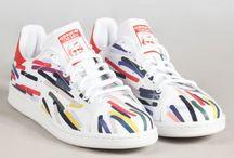 Adidas # Stan Smith
