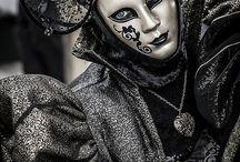 masques venitiens