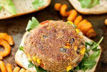 Recetas - Veggie Burgers