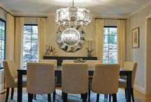 Dining Room / Contemporary dining room design
