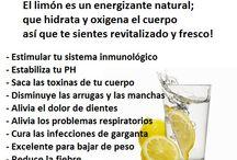 Alimentos que Benefician!!  / Lo natural es lo mejor!