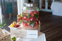 beverage recipes / by Patty Gappa-Hartley