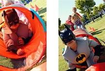 SuperHero Playdate!!! / by Sheila Norris