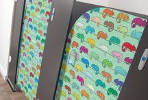 Nursery washroom and classroom ideas / Ideas to make your nursery amazing for the children