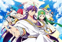 Magi - Eight Generals / Cause these guys are cool and deserve their own board~