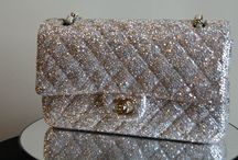 Chanel Bags / My favorite Chanel bag finds. I also strass (bling) chanel bags and shoes! :-)
