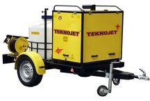 Halı Sıkma Makinası Teknojet / Halı sıkma makinası