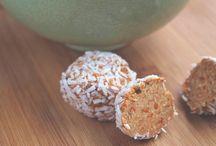 21DSD treats / No sugar carrot treats