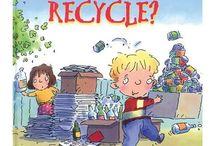 Preschool/Earth Day-Recycle