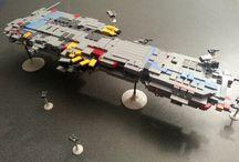Lego-StarShips