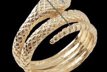 Anéis - Cobras! / Com significados diferentes em várias culturas, a cobra pode representar a força vital, a renovação, a vida, a luz e o mistério.