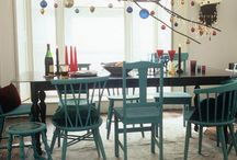 For the Home - dining room / by Pim Srithammawoot