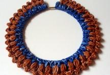 Joyas ganchillo / Patrones para crear tus joyas a ganchillo