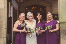 Purple wedding / by Martha Wango