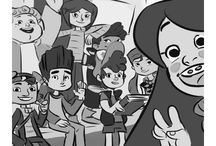 The mystery kids n' more