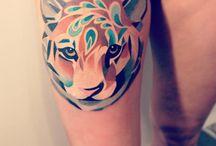 Tinta / tattoos