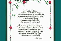 Words / by Nancy Skuce