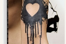 tattoos / by Samantha Gilmore