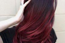 dyed hair ideas