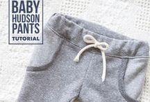 Bebek dikiş