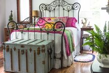 Bohemian Decor / home decor for the bohemian/ hippie chick