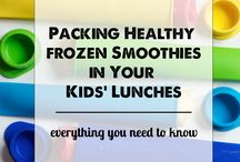 Healthy School Lunches for Kids / by Lynne McKenzie