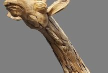 Driftwood Animal Sculptures / These driftwood animal sculptures are made from teak tree roots to create stunning, individually designed pieces of art. Our range of driftwood animal sculptures is very extensive and every single driftwood sculpture has been uniquely handcrafted. For more information on our driftwood animals please visit our website, http://www.driftwoodhorse.co.uk/  or call us on 0845 3731 832