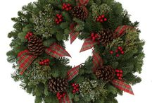 Holiday Inspirations / Dream, Sparkle and Shine with beautiful decor and fresh evergreen from Green View Garden Center