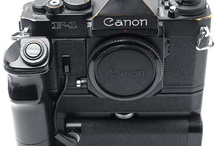 CANON / My Canon Cameras i own or owned from 1973 until now