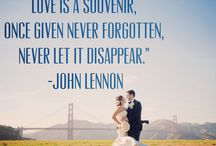 Love Quotes / Love is in the air.