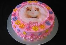 AHG: Cake Decorating