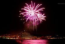 Els Focs de Blanes 2008 / Concurso de Fuegos Artificiales de La Costa Brava. Año 2008.  Blanes