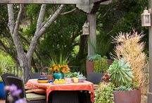 Outdoor Spaces / by Air Plant Design Studio