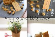 My good life love / PHOTOGRAPHY DECORATION FOOD FAMILY LIFESTYLE