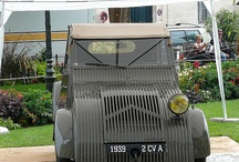 Auto Citroen 2cv