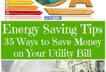 Energy Home Savings Tips