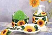 Kristen / sunflower kitchen / by Pamela Diane Anderson