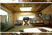 Wood- container-tiny house