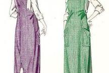elementos  habituales en la costura