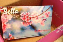 Mi #BellaVoxbox / Mi caja de influenster