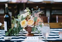 chic. / we provide the tables + the inspiration for:  chic, elegant tablescape