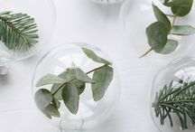Eco | Christmas / Have a green Christmas with ideas for sustainable, eco-friendly and ethical gifts and decor