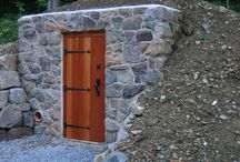 root cellars and preserving
