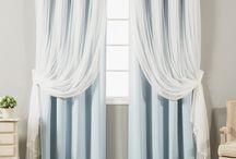 Lounge curtain ideas