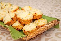 Breads, rolls, and muffins / by Erin-Robyn Porath