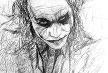 drawing joker