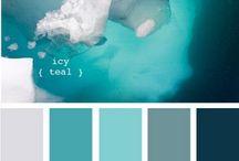 Colour Palette / Ideas for colour schemes