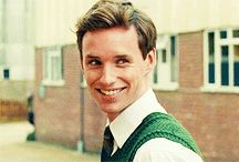 Eddie Redmayne / I love him so much