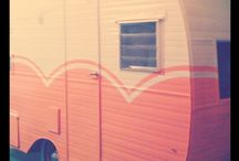 Inspiration | 1960s Aristocrat Trailer / inspiration to deck out that 1960s artistocrat sitting in the driveway