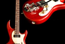 Guitars Guitars Guitars! / by Michael Goldberg